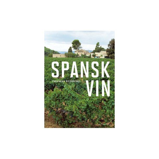 Spansk Vin - bog af Thomas Rydberg